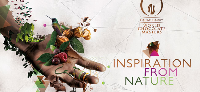 The candidates to win the World Chocolate Masters 2015