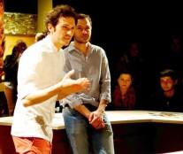 Jérémie Runel and Guillaume Ladavière