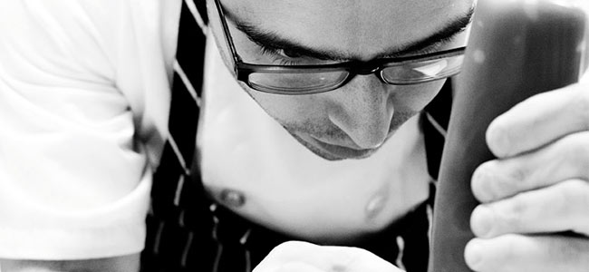 Patrice Demers. 'Everyday we're trying to push our limits'