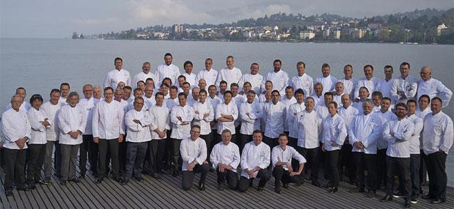 34th Relais Desserts International Meetings