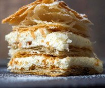 Extra Fluff Mille Feuille by Dominique Ansel Kitchen
