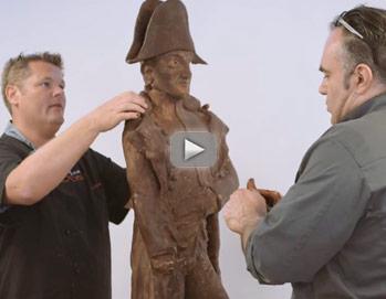 video chocolate napoleon