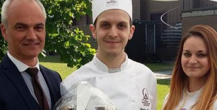 Quentin Bechard, UK Junior Chocolate Masters 2015