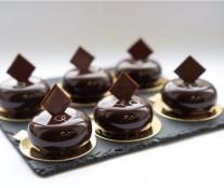 Chocolate dessert by Antonio Bachour