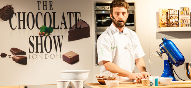 London's Chocolate Show Returns in October
