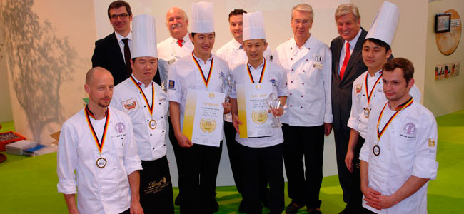 Asian and European patisserie face off at Iba UIBC CUP