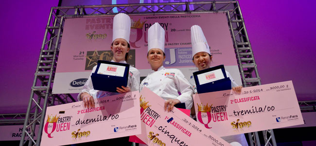 The art of patisserie in play at Sigep 2016