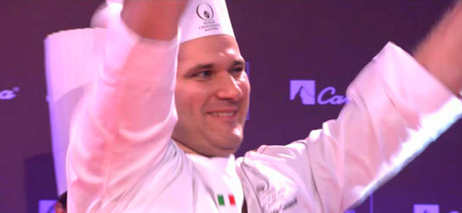 New surprises at the grand final of the World Chocolate Masters in Paris