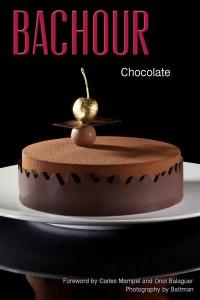 Chocolate, book of Antonio Bachour