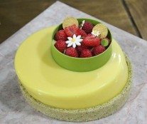 Summertime Entremet by Haasnoot