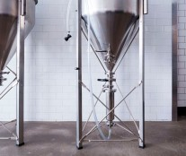 Beer tanks by The Mast Brothers