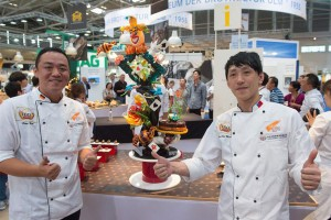 Taiwan Team, winner UIBC Cup Confectioners