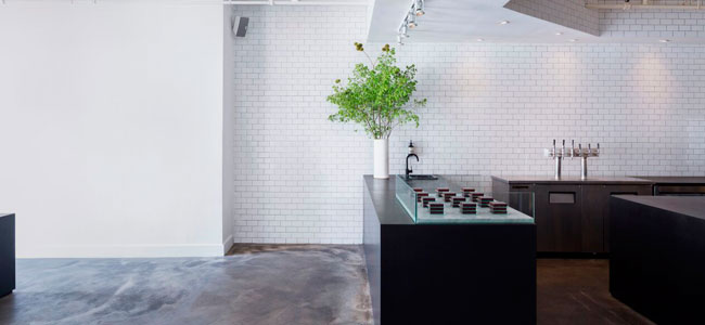 New look for the Mast brothers' chocolate shop in Brooklyn