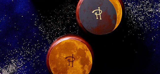 Pierre Hermé's reinterpretation of the traditional Mooncake