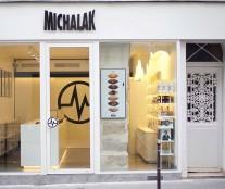 Marais boutique of Christophe Mechalak
