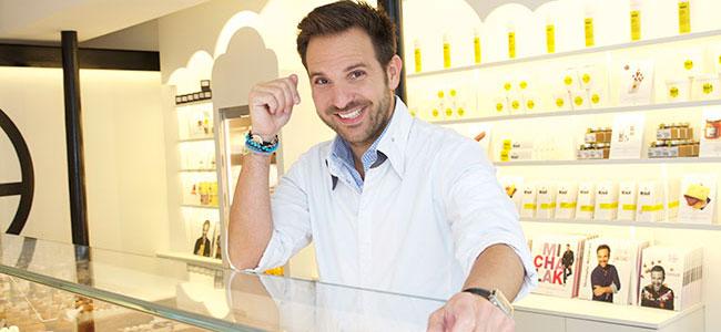 """Michalak implements his """"pâtisserie de demain"""" in his first establishment"""