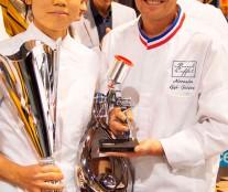 Haruka Atsuji, second prize
