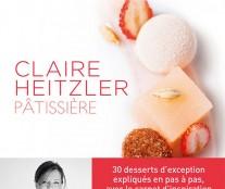 Book Claire Heitzel Pâtissière