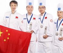 China team Louis Lesaffre