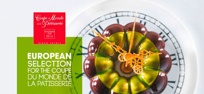 The eight countries competing in the qualifier for the Coupe du Monde de la Pâtisserie