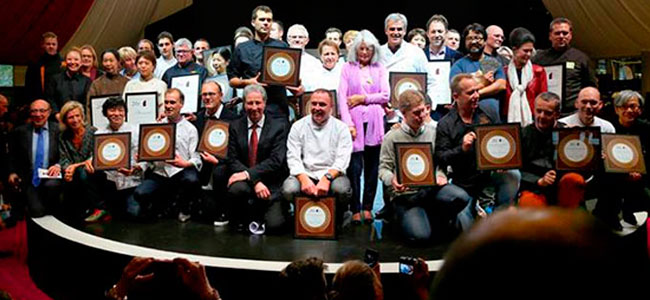 The most emblematic French chocolatiers in 2015 according to Le Club des Croqueurs