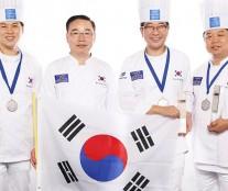 South Korea team Louis Lesaffre