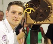 Yoann Laval, first prize Pascal Caffet