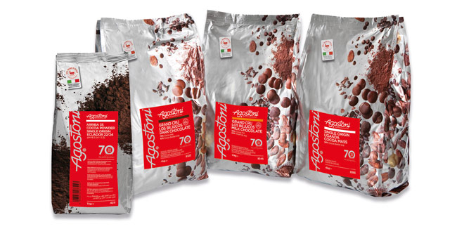 Icam cioccolatieri celebrates its 70th anniversary and presents Agostoni