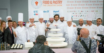 Inauguration of Food Pastry