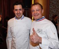 Julien Boutonnet and Pascal Caffet