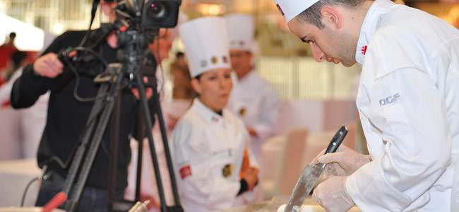 The new edition of the mixed Mondial des Arts Sucrés championship fast approaches