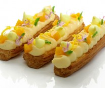 Éclairs, category of Pastissier of the Year Moscow