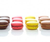 Macarons, category of Pastissier of the Year Moscow