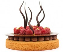 Tarts, category of Pastissier of the Year Moscow