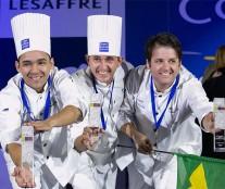 Brasil's team Coupe du Monde de la Boulangerie