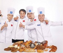 China's team Coupe du Monde de la Boulangerie