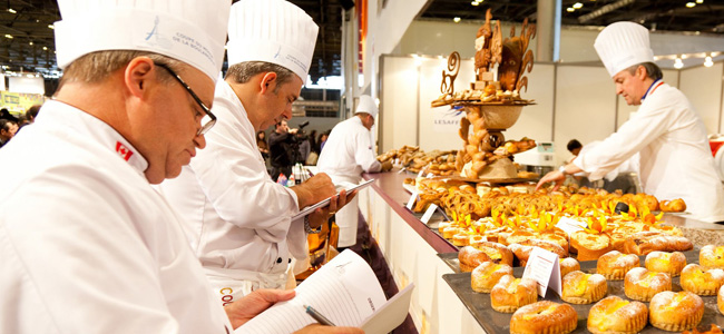 The 12 countries competing for the Coupe du Monde de la Boulangerie in February