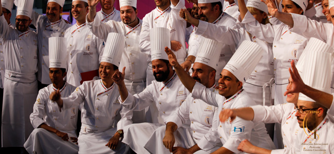 The selections for the II World Pastry Championship begin