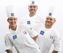 France's team Coupe du Monde de la Boulangerie