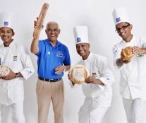 Mauritius's team Coupe du Monde de la Boulangerie