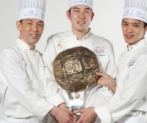 Japan's team Coupe du Monde de la Boulangerie
