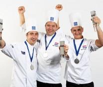 Netherland's team Coupe du Monde de la Boulangerie