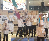 Podium Gelato World Cup 2016