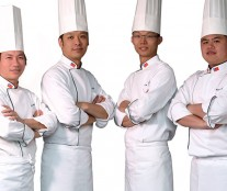 Taiwan's team Coupe du Monde de la Boulangerie
