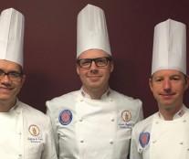 USA's team Coupe du Monde de la Boulangerie