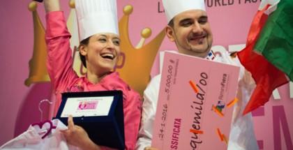 winner Pastry Queen 2016