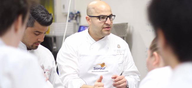 Antonio Bachour unveils his repertoire in Savour Chocolate and Patisserie