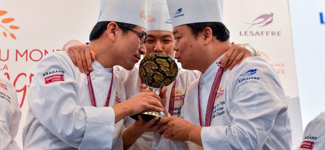South Korea wins the Coupe du Monde de la Boulangerie for the first time