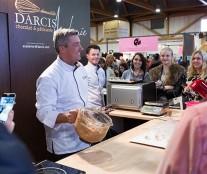 Jean-Philippe Darcis in Salon du Chocolat Brussels