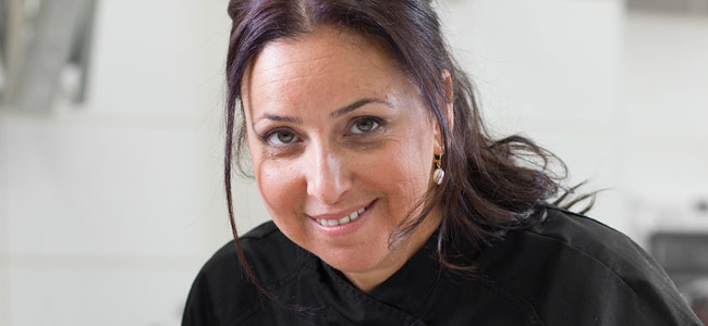 Maya Revivo: 'I try to incorporate olive oil in many of my creations'